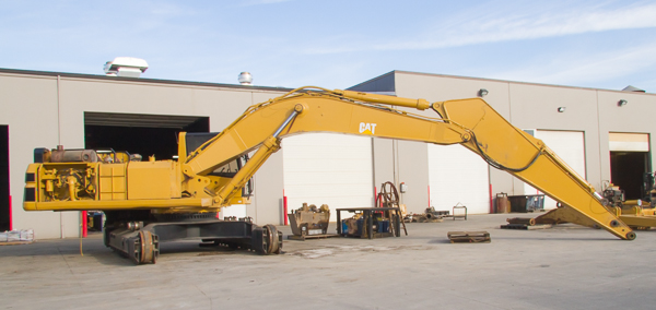 365BL Excavator for dismantling
