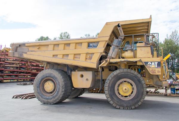 980F II for dismantling