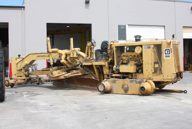 615C Motor Scraper