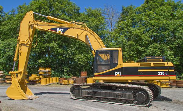 330L Excavator