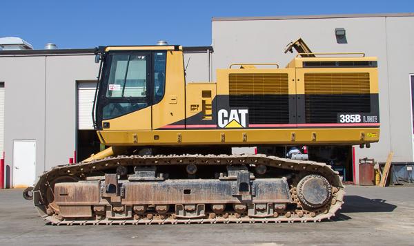 385B Excavator