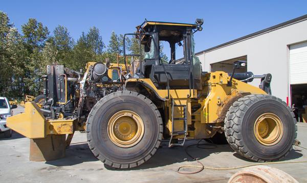 972H Wheel Loader