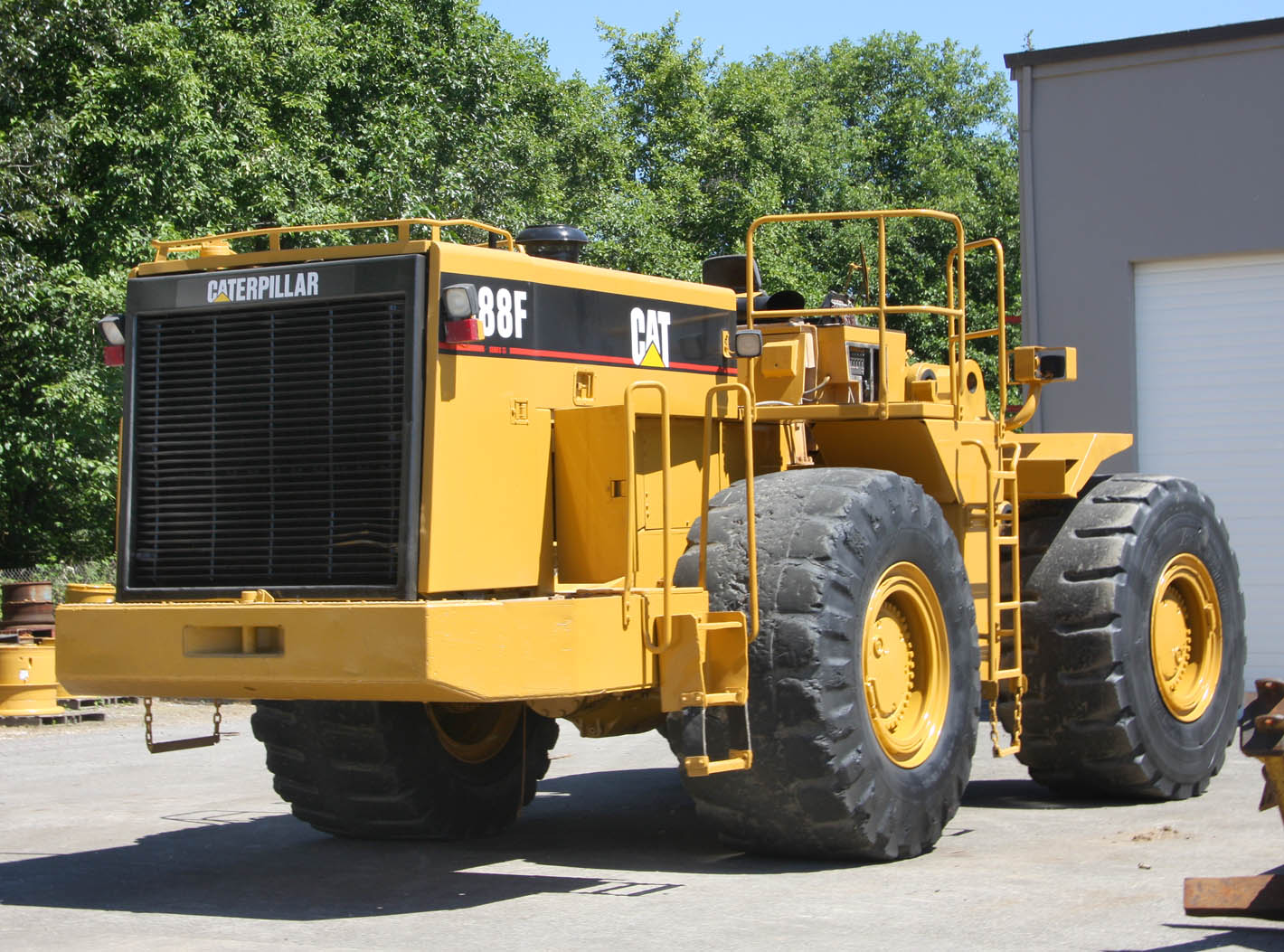 988F Wheel Loader
