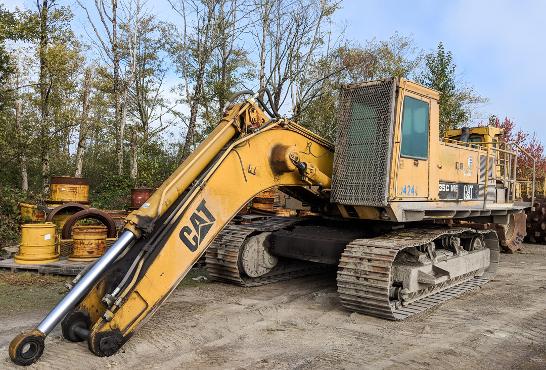 Currently Dismantling - Portland Tractor INC