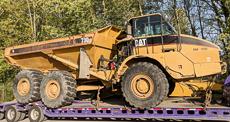 730 Trucks for Dismantling